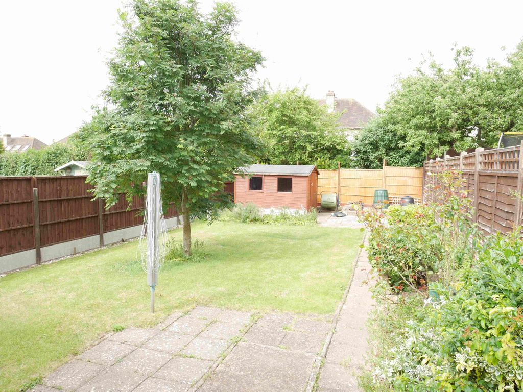 Before photo of house renovation and extension in Portsmouth by architectural technologists Thorns Young Architectural