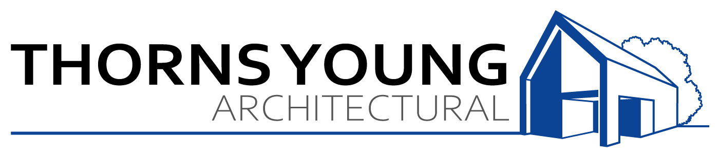 Thorns Young Architectural Logo